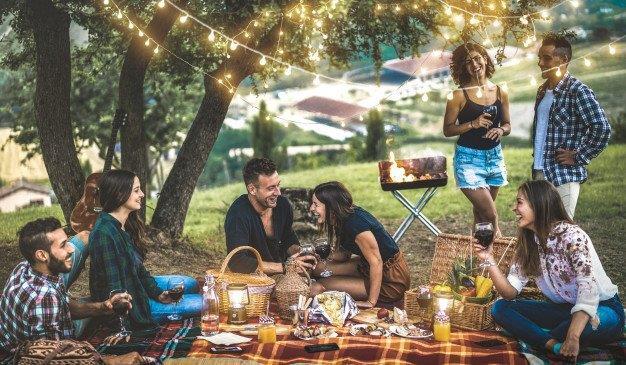 makanan yang dibawa saat piknik